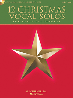 Christmas Vocal Anthologies