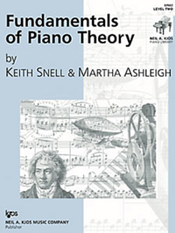 Fundamentals of Piano - Keith Snell