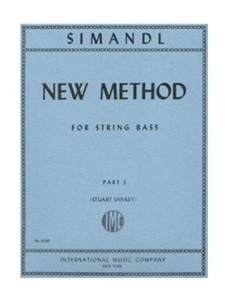 Simandl: Method For Bass Part I