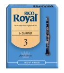 RIRYCL3B Rico Royal Clarinet 3 Box Reeds