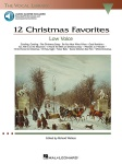 12 Christmas Favorites - Low Voice w/CD