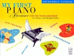 My First Piano Adventures, Writing Book A