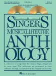 The Singer's Musical Theatre Anthology Tenor Volume 2 w/ 2 CD's