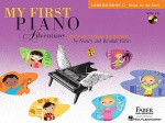 My First Piano Adventures, Lesson Book C