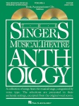 The Singer's Musical Theatre Anthology Tenor Volume 4 w/CD's
