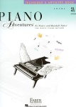 Piano Adventures Level 3A - Technique & Artistry Book