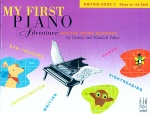 My First Piano Adventures, Writing Book C