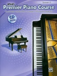 Alfred's Premier Piano Course Lesson Book 3 w/CD
