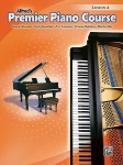 Alfred's Premier Piano Course Lesson Book, Book 4