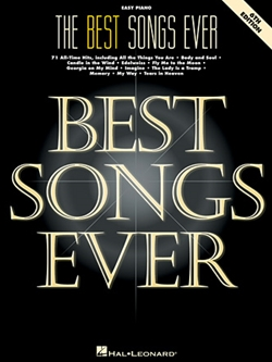 Best Songs Ever Easy Piano 5th Edition