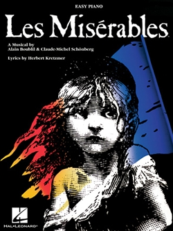 Les Miserables Easy Piano Selections