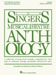 The Singer's Musical Theatre Anthology - Teen's Edition Tenor Book Only