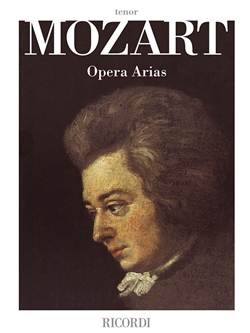 Mozart Arias for Tenor