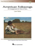 American Folksongs Low Voice