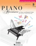 Piano Adventures Level 2B - Sightreading Book