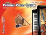Alfred's Premier Piano Course Jazz, Rags & Blues, Book 1A