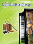 Alfred's Premier Piano Course Jazz, Rags & Blues, Book 2B
