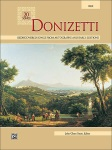 Donizetti 20 Songs for High Voice