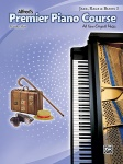 Alfred's Premier Piano Course Jazz, Rags & Blues, Book 3