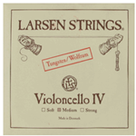 1041L Larsen Cello C Tungsten Wound