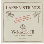 1040L Larsen Cello G Tungsten Wound