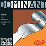 Thomastik  Dominant Violin String Set Ball E 135B