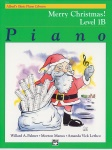 Alfred's Basic Piano Library Merry Christmas Level 1B