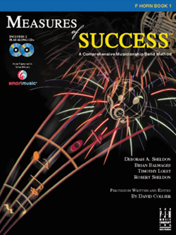 Measures of Success: F Horn Book 1