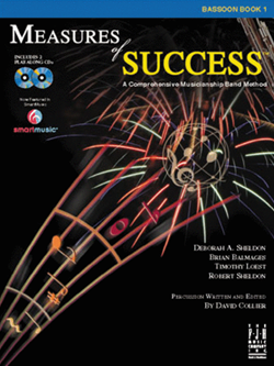 Measures of Success: Bassoon Book 1