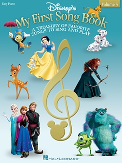 Disney's My First Song Book Volume 5