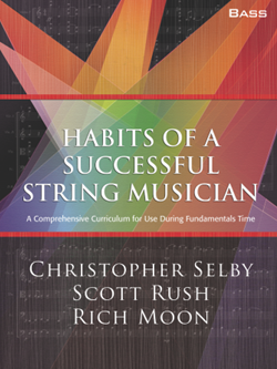 Habits of a Successful String Musician - Bass