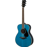 FS820TQ Yamaha FS820 Small Body Acoustic Guitar Turquoise