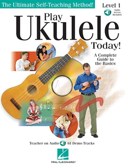 Play Ukulele Today! Level 1 w/Audio