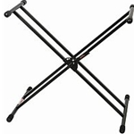 X-Style Keyboard Stand Double Braced Stageline KS26Q