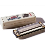 BIGRIVER Hohner Big River Harmonica (Various Keys)