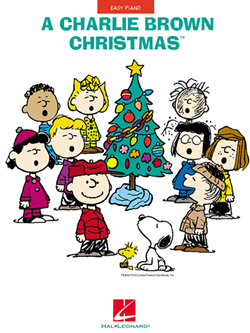 A Charlie Brown Christmas - Easy Piano