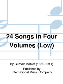 24 Songs in Four Volumes - Volume III Low