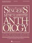 The Singer's Musical Theatre Anthology Baritone/Bass Vol. 3