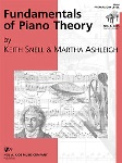 Fundamentals Of Piano Theory Level Prep