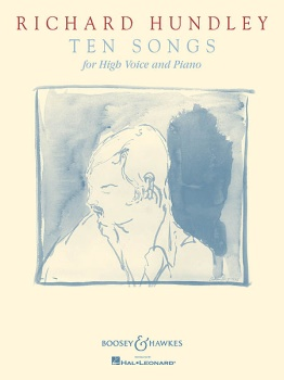 Richard Hundley - Ten Songs for High Voice and Piano