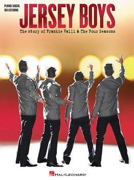 Jersey Boys Broadway Vocal Selections