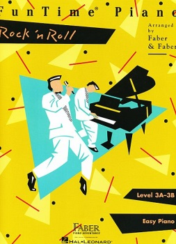 Piano Adventures Funtime Rock n Roll Level 3A-3B