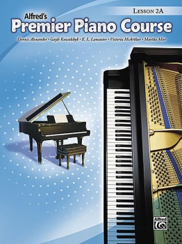 Alfred's Premier Piano Course: Lesson Book 2A Book Only