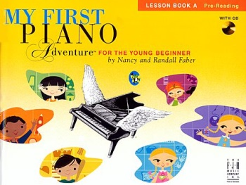 My First Piano Adventures, Lesson Book A