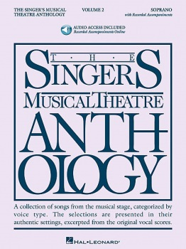 The Singer's Musical Theatre Anthology - Volume 2 - Soprano w/Online Access