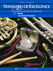 Standard Of Excellence Book 2 Bari Sax
