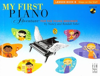 My First Piano Adventures, Lesson Book B