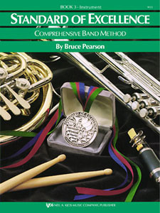Standard Of Excellence Book 3 Bari Sax