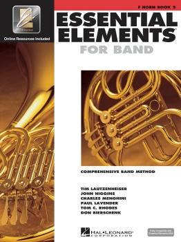 Essential Elements F Horn Bk.2