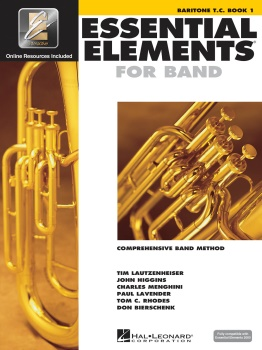 Essential Elements Baritone TC Bk.1